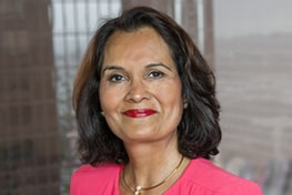 <p><b>1994 - Joined Payden & Rygel</b></p><p>Asha B. Joshi, CFA, is a managing principal at Payden & Rygel. Joshi is a member of the firm's Investment Policy committee and board of directors. She is a senior portfolio manager serving institutional clients including public plans, corporations, universities and endowments. She coordinates the firm's derivatives documentation and focuses on enhanced equity index strategies. </p>