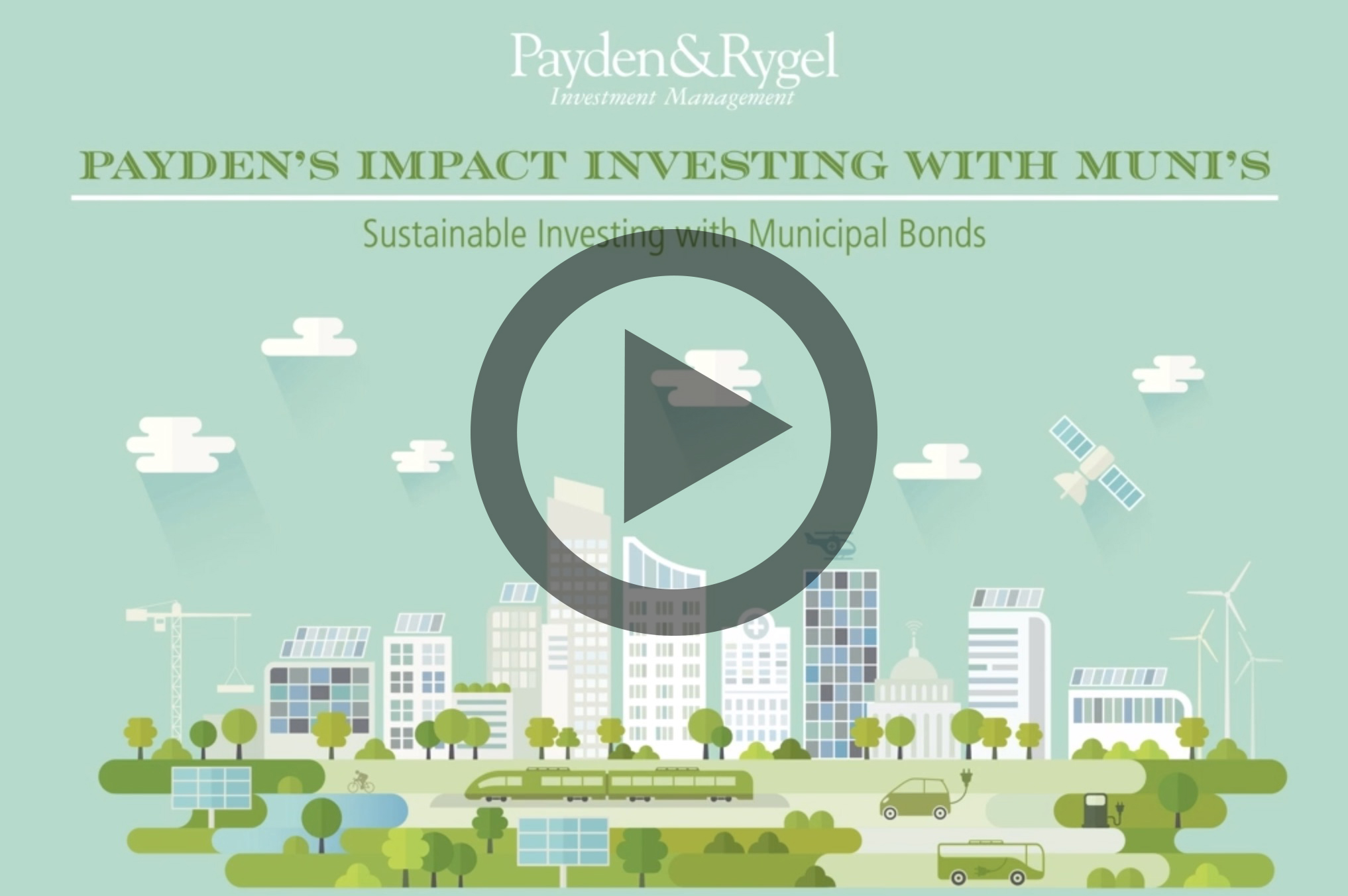 Payden's Impact Investing With Muni's