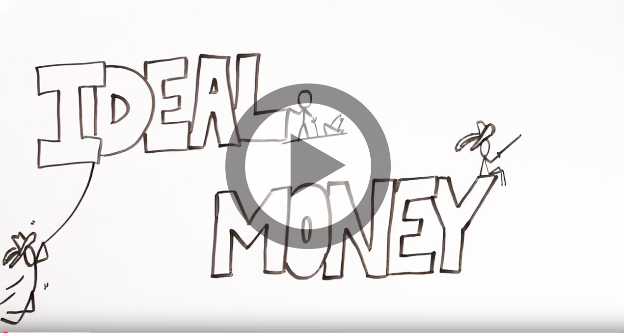 Whiteboard Economics: Ideal Money