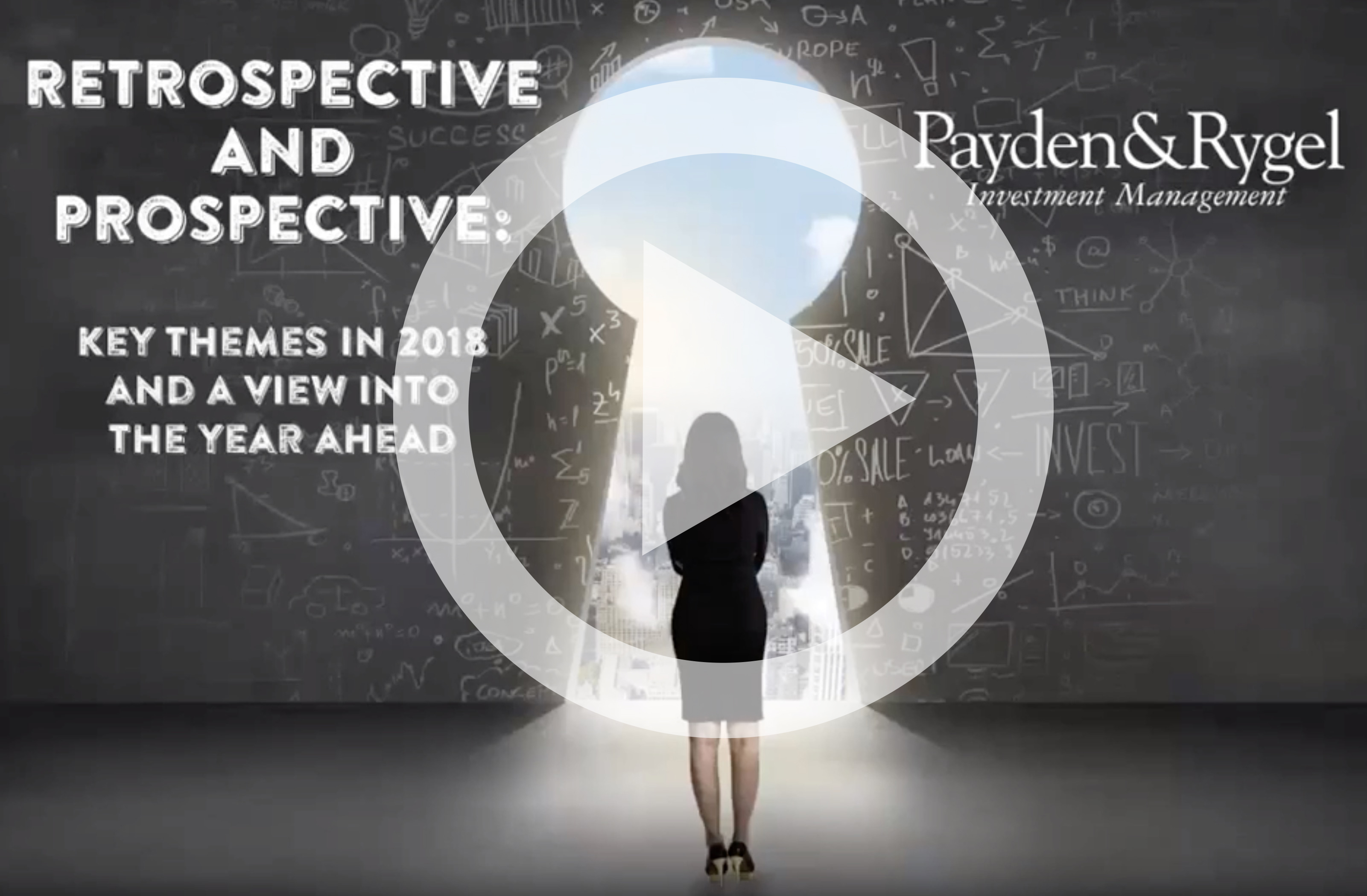Payden & Rygel 2018 Economic Webcast